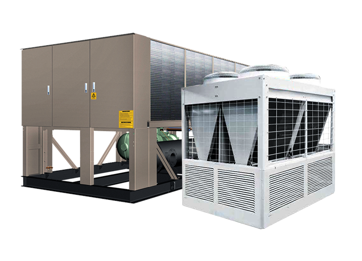 Air Cooled Packaged Chillers