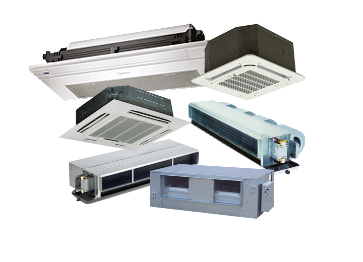 Hydronic Fan Coil Units - Ducted and Ductless